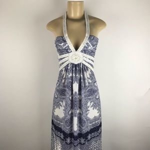 Sky maxi dress size XS